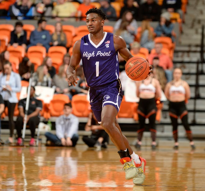 Fayetteville native John-Michael Wright was selected to the preseason All-Big South second team on Tuesday at the league's virtual media day.