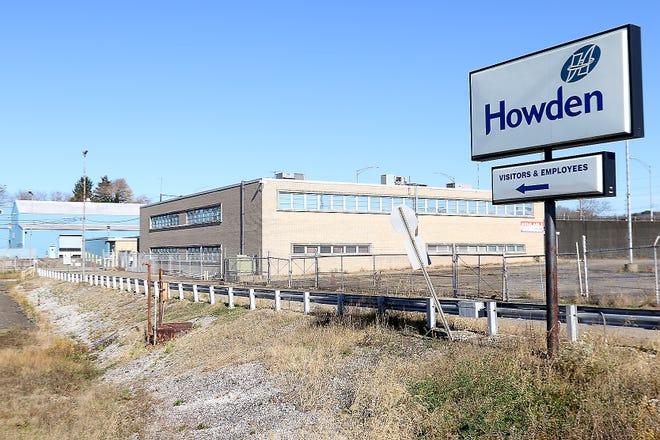 The Howden Buffalo plant in New Philadelphia.