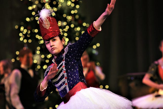 """This year's production of arts center's """"The Nutcracker"""" will be streamed, free of charge, on Dec. 14."""