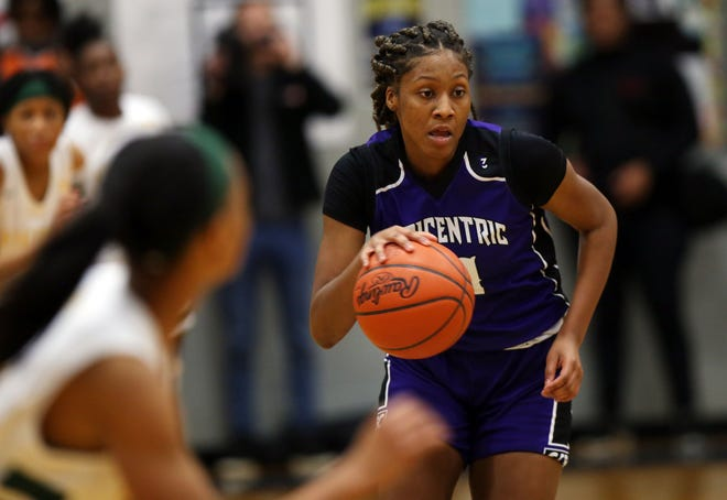 "Africentric senior forward Maliyah Johnson will play college basketball for Pittsburgh. Although she couldn't officially sign until Nov. 11, she committed last winter because the program ""felt like home to me. It was all positive energy, even down to the coaches and players."""