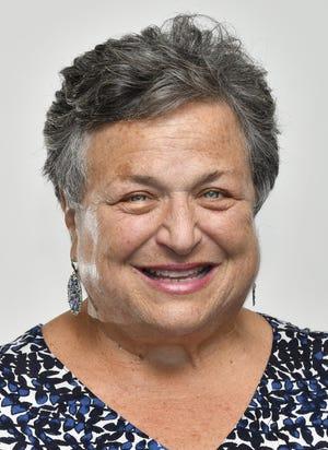 Swampscott Reporter columnist Ina Resnikoff.