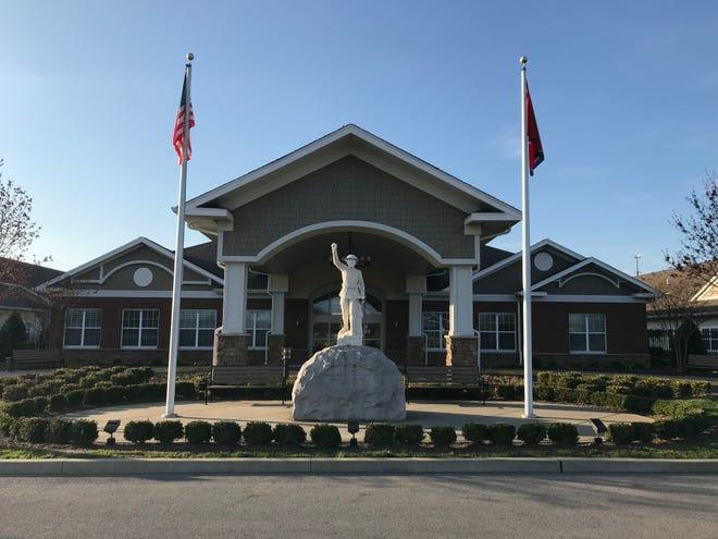 Brigadier General Wendell H. Gilbert Tennessee State Veterans' Home Clarksville extension