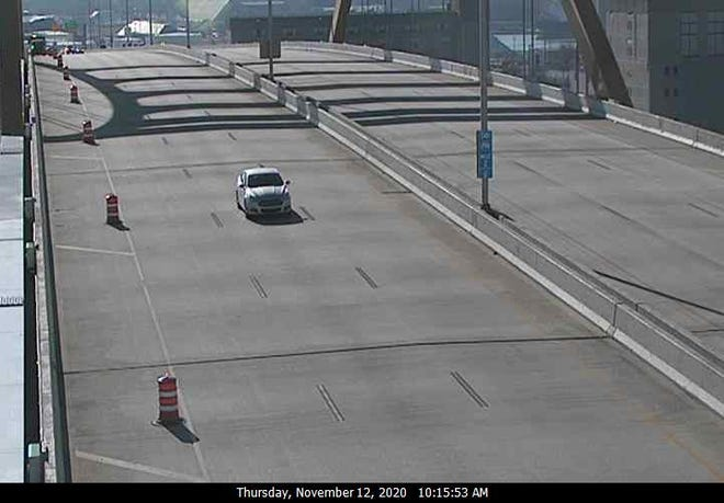 The Milwaukee County Sheriff's Office shut down southbound lanes on Interstate 794 at the Hoan Bridge after an undisclosed incident.