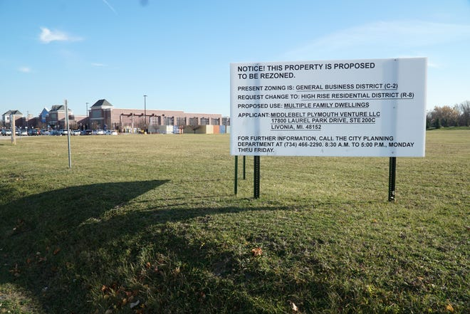Apartments might be coming to this property in Livonia's Wonderland Village along Plymouth Road near Middle Belt.