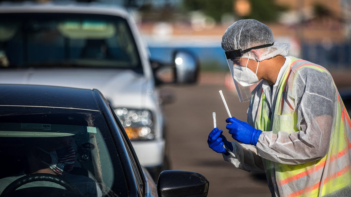 Arizona reports more than 4,100 new COVID-19 cases, 36 new deaths as trends worsen