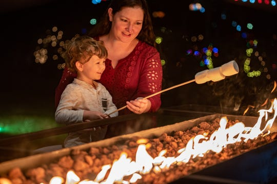 Christmas in Roseland, hosted by The American Rose Center, is on the Louisiana Holiday Trail of Lights.