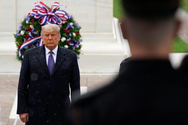 Trump Presidency In Photos