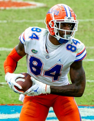 13. Patriots - Kyle Pitts, TE, Florida