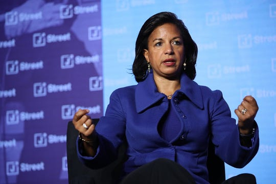 Biden's incoming Domestic Policy Advisor Ambassador Susan Rice.