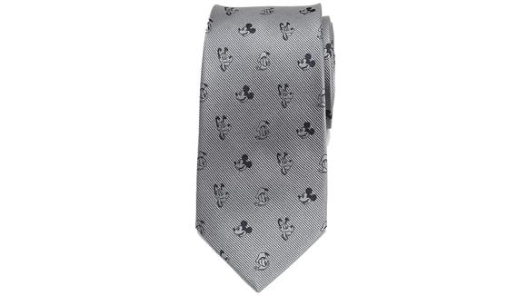 This tie marries business with pleasure.