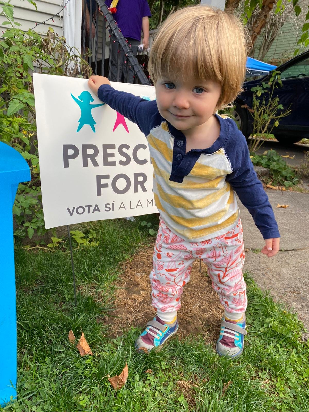 Parents can't afford daycare and preschool. Oregon voters are giving it to kids for free.