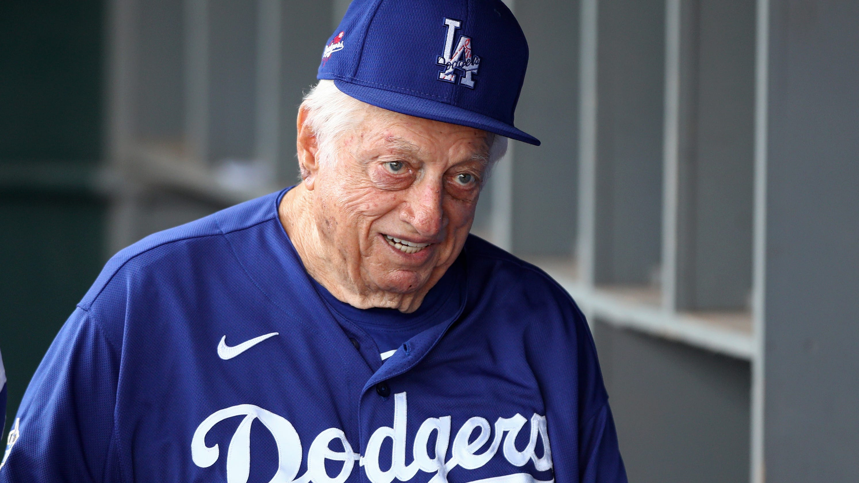 Hall of Fame manager and Los Angeles Dodger icon Tommy Lasorda dies at 93