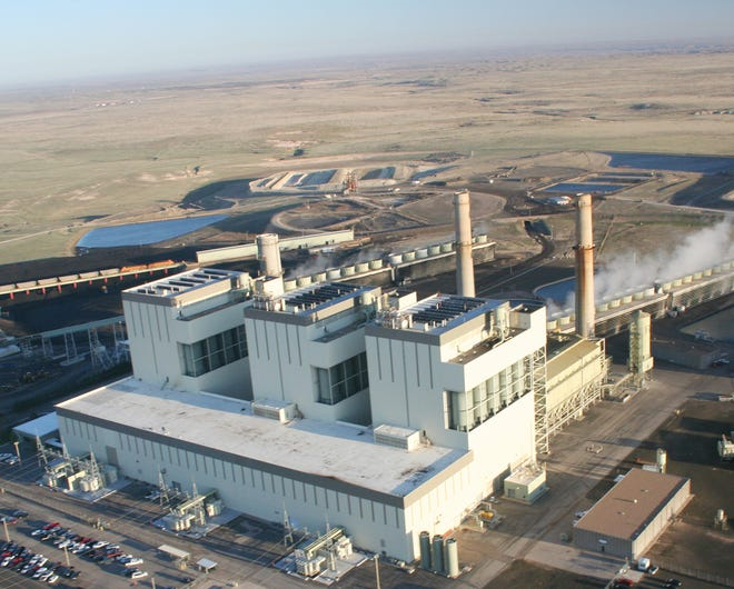 Xcel Energy plans to convert its coal-fueled Harrington Generating Station northeast of Amarillo to a natural gas fuel system by Jan. 1, 2025.