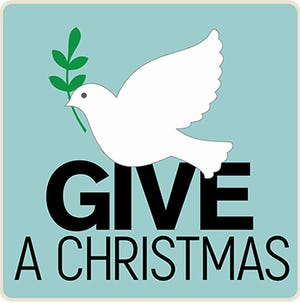 The 2020 Give A Christmas logo.