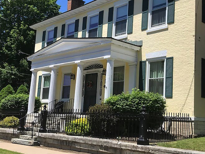The Women's Christian Association building, which sits on the corner of Jackson and Garden streets in Little Falls, has 200 years of noteworthy history. Today, the WCA serves the community as a meeting house for local organizations including the Little Falls Historical Society, Daughters of the American Revolution, a bridge club and Fortnightly.