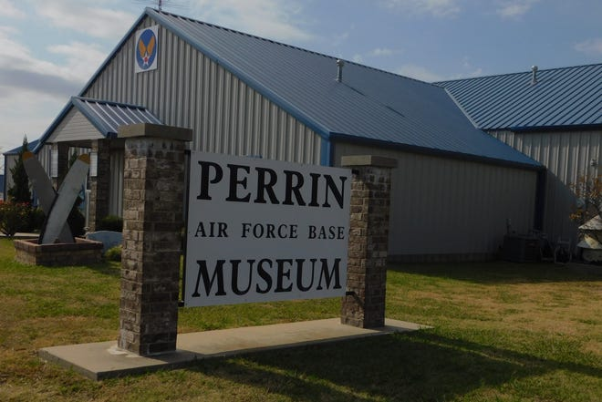 Officals with the Perrin Air Force Base Historical Museum expect to complete an expansion to the building by the end of the year.