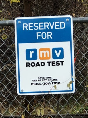 The Registry of Motor Vehicles is eating into its backlog of road tests.