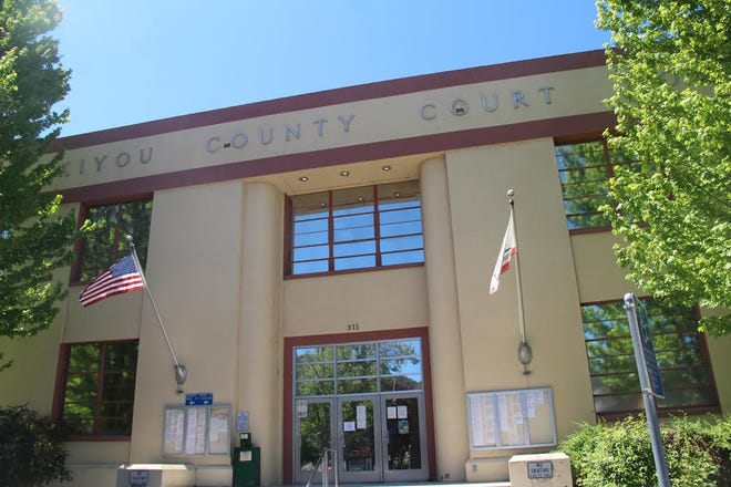 The Siskyou County Courthouse