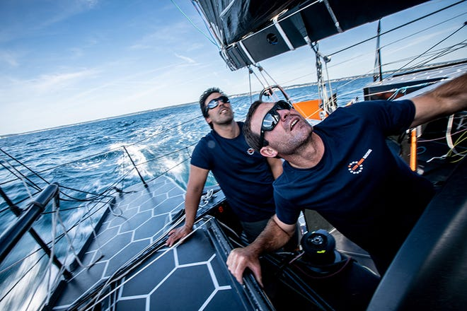In 2022, 11th Hour Racing Team will participate in The Ocean Race - an eight-month long race around the world. Rhode Island's Charlie Enright and Hawaii's Mark Towill will race with purpose as they sail around the world, to inspire behavior change for the ocean. And they say it can all start in the kitchen…