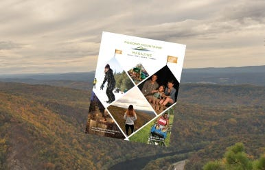 Pocono Mountains Visitors Bureau announced Wednesday that the Pocono Mountains Magazine will return for the 2021-2022 season.