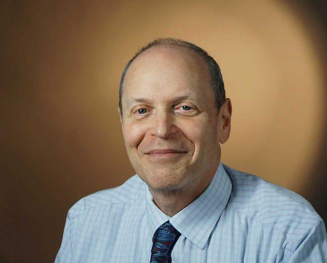 Providence Journal Executive Editor Alan Rosenberg