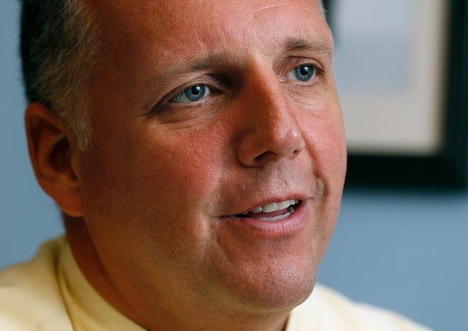 Pawtucket Mayor Donald Grebien