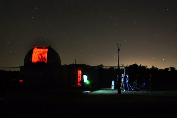 The virtual star party, hosted by Tarleton State University's College of Science and Technology has been rescheduled for 6:30 p.m. Friday, Nov. 20 in response to anticipated weather issues.