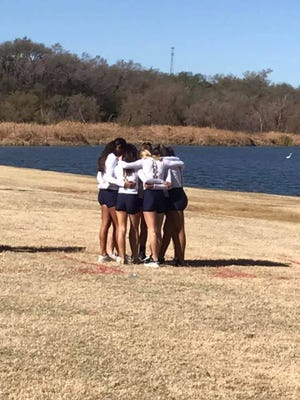 The Stephenville High school cross country teams competed earlier this week in the regional meet held in Lubbock. The Honey Bees placed fifth out of 16 teams.