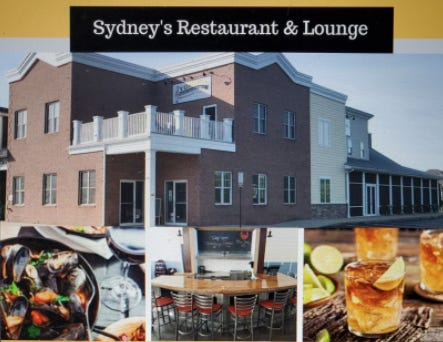 Sydney's Restaurant and Lounge, 16388 Samuel Paynter Blvd., Milton, will host a grand opening ribbon-cutting at 4 p.m. Nov. 21, facilitated by the Milton Chamber of Commerce, followed by a holiday mixer.