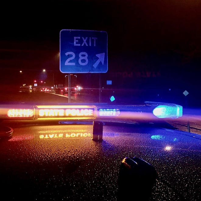 Fatal crash Thursday night on I-395 near Griswold