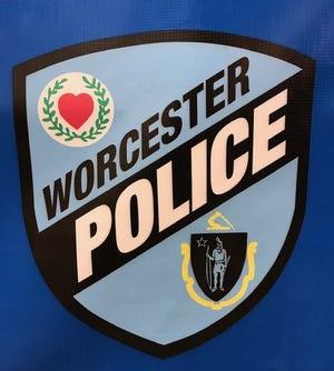 Worcester police logo