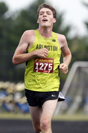 Upper Arlington's Ryan Card is expected to be among the top returnees for the boys cross country team, which reached state as a team for the first time since 2004.