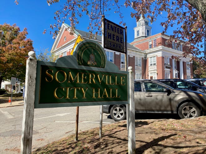 Somerville City Hall.