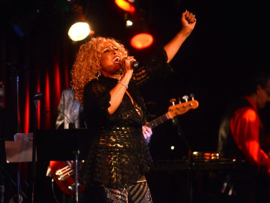 "Rock and Roll Hall of Fame member Darlene Love filmed her ""Love for the Holidays"" special at Sony Hall in New York City."