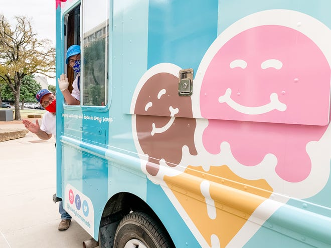 The Texas-based Howdy Homemade is expanding to Asheville. Asheville may get its own ice cream truck too.