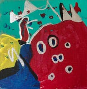 Children in Astor Services' programs create colorful works of art with the theme 'Coping with Covid.' Proceeds go toward the center's programs.