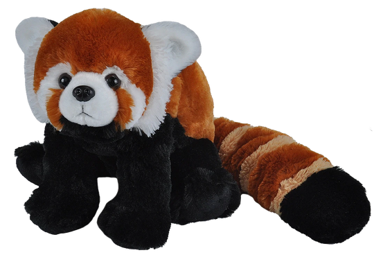Support the Cape May Zoo by adopting an animal, like a red panda, and get a plush toy.