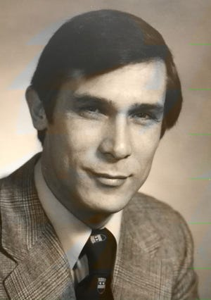 Michael Whorf, seen in a 1975 file photo.