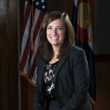 Patti Garcia will serve as Wellington's new town administrator.