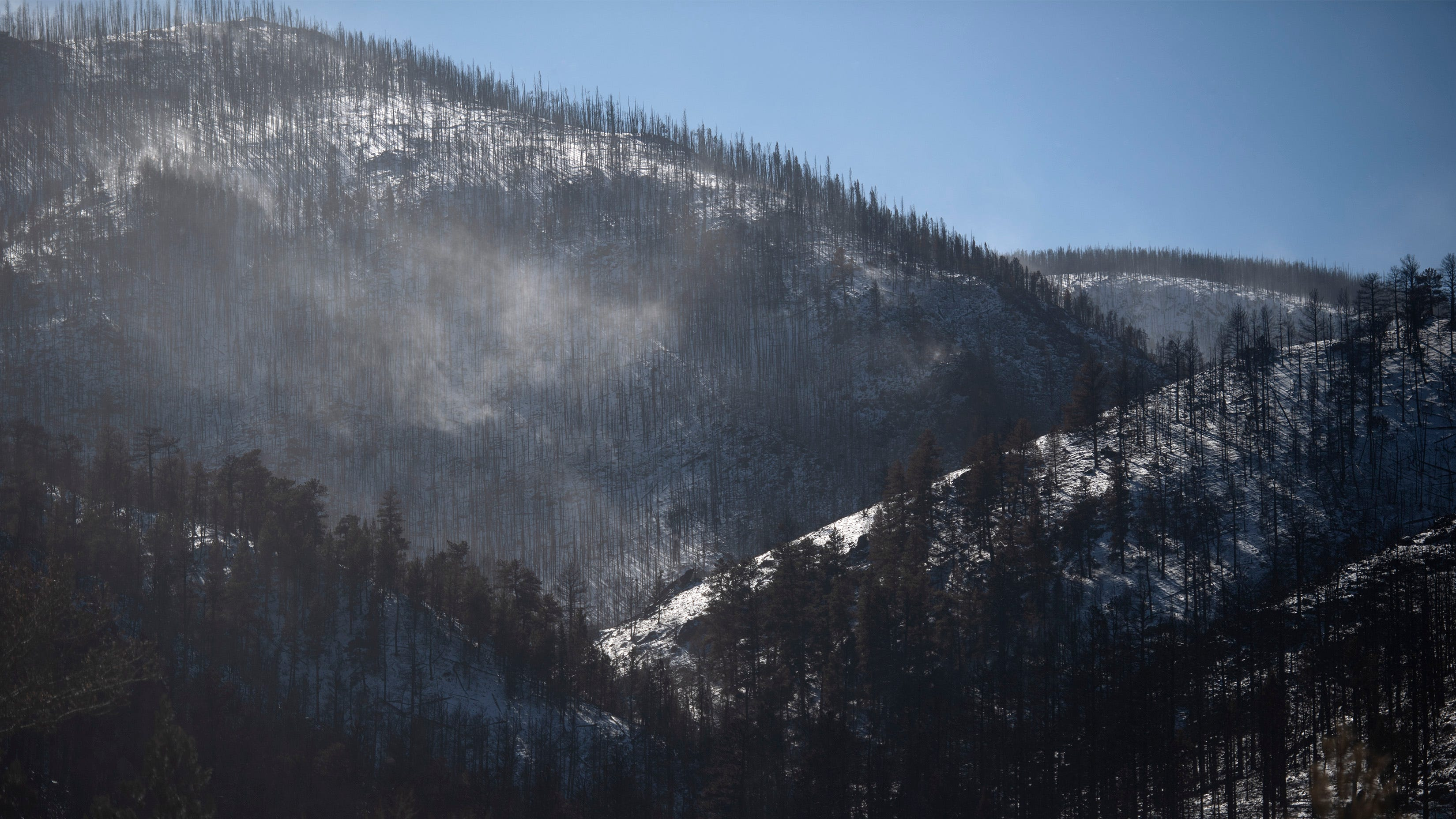 Cameron Peak Fire reaches 100% containment