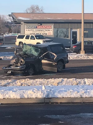 A fatal crash occurred on the west side of Great Falls on Wednesday.