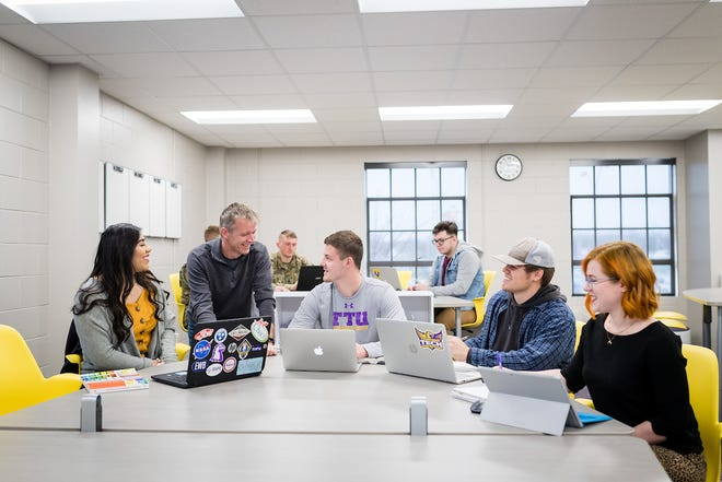 Innovation starts at Tennessee Tech University. Students learn skills to problem-solve and create, as well as work with teams and in competitive marketplaces.