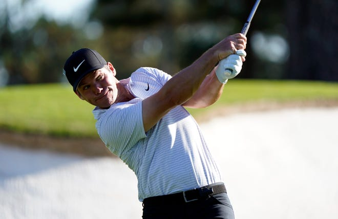 Paul Casey is among several former Arizona college golfers set to compete in the Tokyo Olympic Games.
