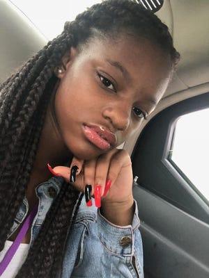 Juvenile runaway, Sha'Kayla Crumpton