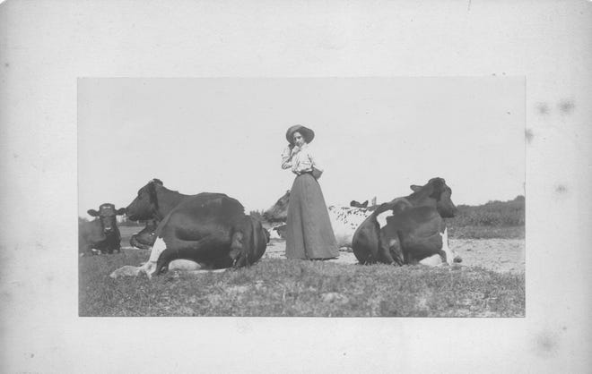 "Women have always been the heart of the farm. Author and historian Jerry Apps recognized their contributions during the first ""Heart of the Farm"" conference last week. Most women milked one or two cows for the family's milk, cheese and butter."