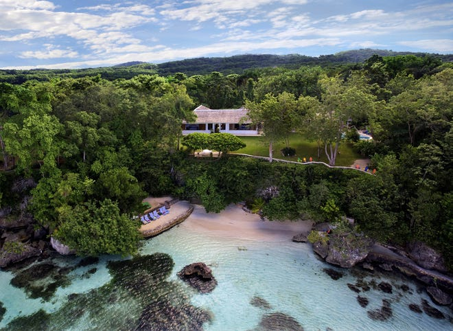 Jamaica: Fleming Villa at GoldenEye is where Ian Fleming penned all 14 James Bond spy thrillers. Villa guests have access to the Field Spa and four restaurants at the storied resort, located 20 minutes east of Ocho Rios.