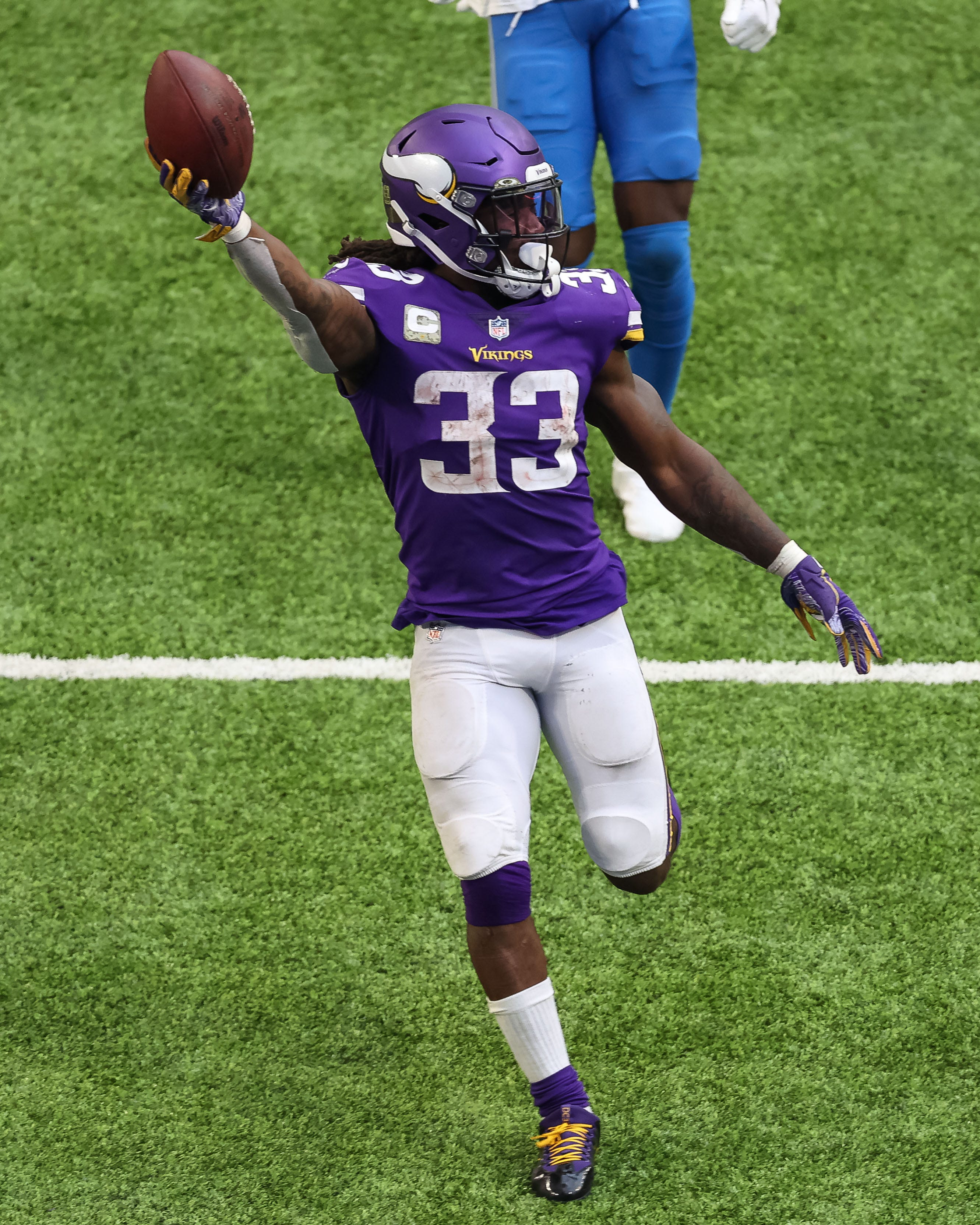 Opinion: Red-hot Vikings star Dalvin Cook better be ready for major test: Bears' defense