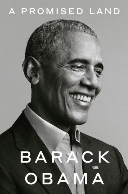 Barack Obama memoir  A Promised Land  sells more than 887,000 copies on first day
