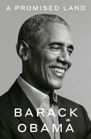 Obama's 'Promised Land' sells record 1.7 million copies in first week, is fastest selling presidential memoir