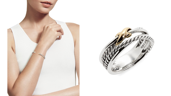 Best luxury gifts: David Yurman jewelry